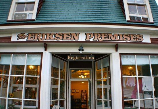 Eriksen Premises Front