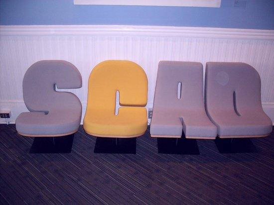 SCAD Museum of Art: SCAD SOFA