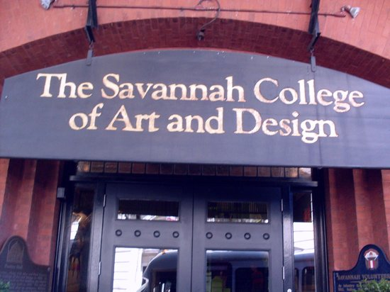 SCAD Museum of Art : So says the sign