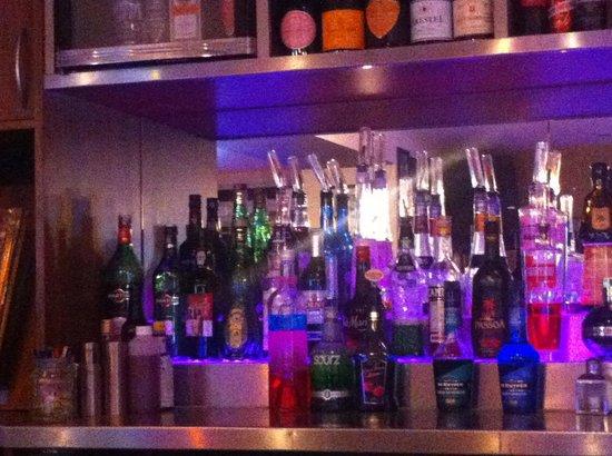 El Rincon: Bar Selection