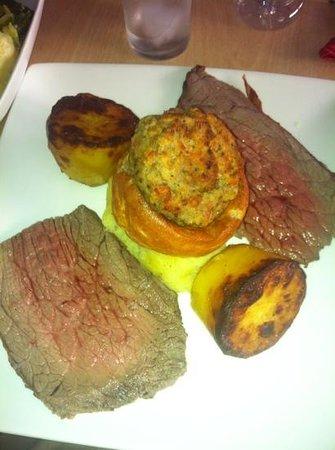 Oona's of Moraira: beef