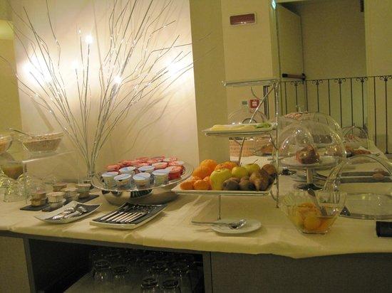 Hotel Palazzo dei Mercanti: parte della colazione