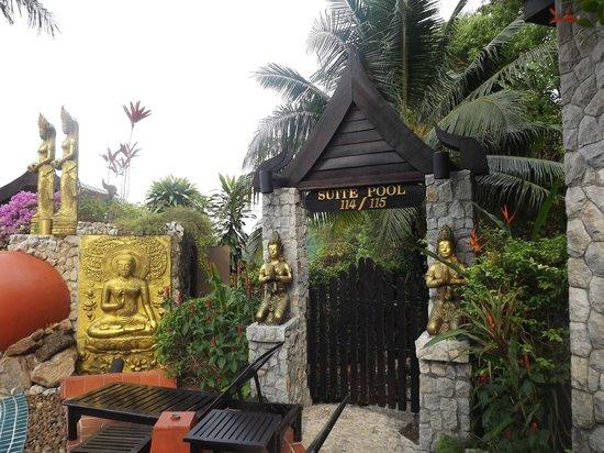Boomerang Village Resort: Le restaurant