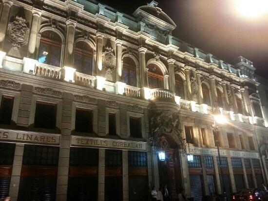 Casino Espanol: fachada