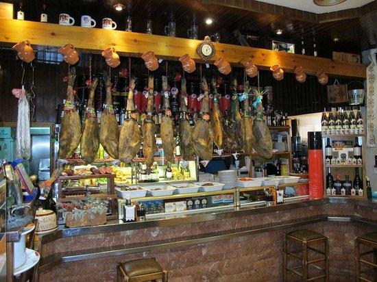 Rincon de paco : le bar