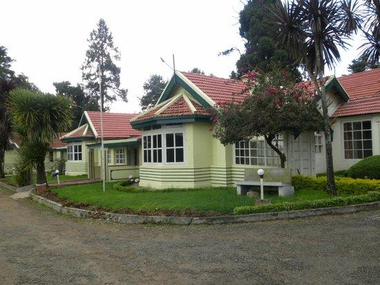 Hotel Mayura Sudarshan Ooty: Hotel