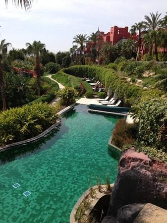Asia Gardens Hotel & Thai Spa, a Royal Hideaway Hotel: la piscina climatizada