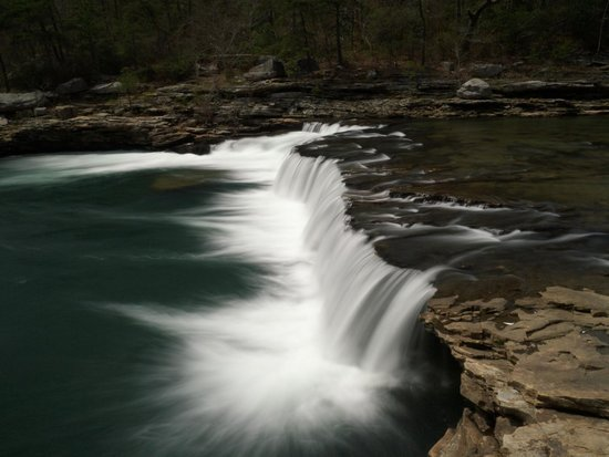 Little River Canyon National Preserve : Martha's Falls