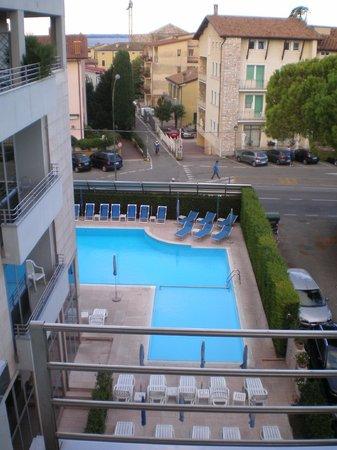 Hotel Idania: from room