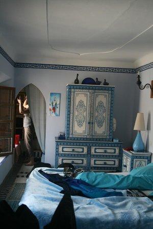 Riad Jenai: chambre