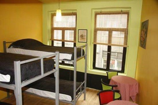 Soho Hostel Istanbul: room 47