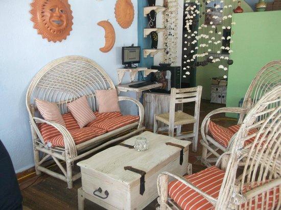 Cafe Karlita's: excelente decoración