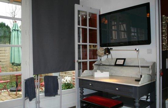 Aux Rives de Honfleur : Pavillon