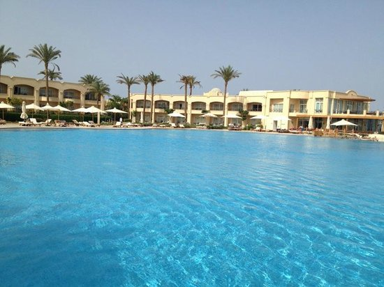 Cleopatra Luxury Resort Sharm El Sheikh: Amazing pool