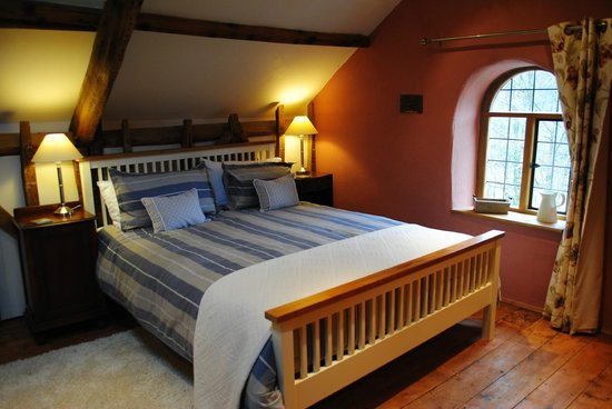 Stags Head Farm B & B: Beech Room
