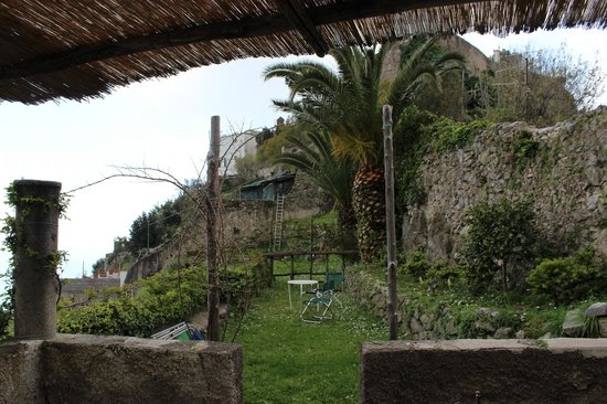Hotel Parsifal Antico Convento del 1288: Our balcony