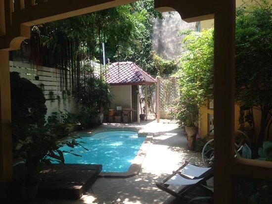 Baan Pra Nond Bed & Breakfast: pool