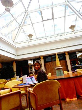 Galerie Royale: lindo cafe da manha