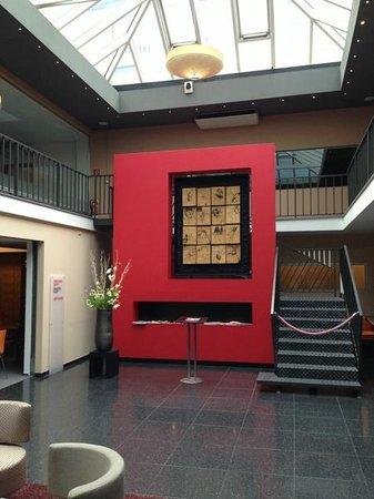 Hotel Viennart am Museumsquartier: salone principale
