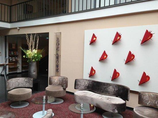 Hotel Viennart am Museumsquartier: hall