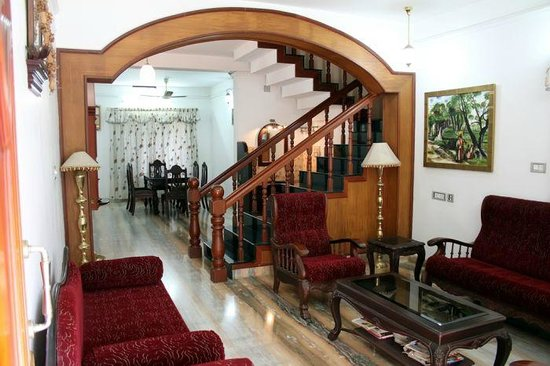 Homested Cochin: The home