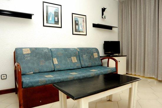 Apartamentos Novelty: Wohnbereich