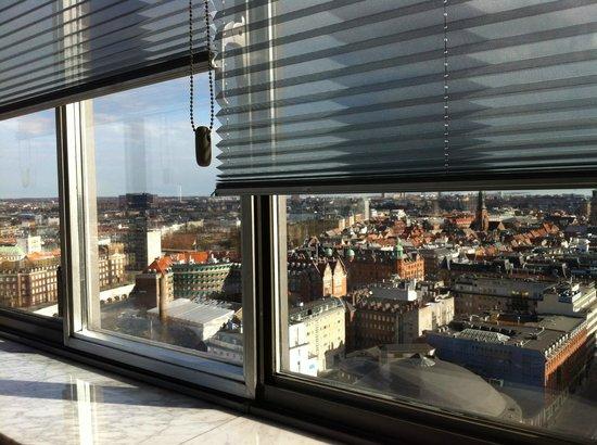 Radisson Blu Royal Hotel Copenhagen: 20. Stock Aussicht