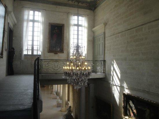 Musée Calvet : interior