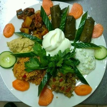 Istanbul Cafe & Bistro: Nice dish! Try it!