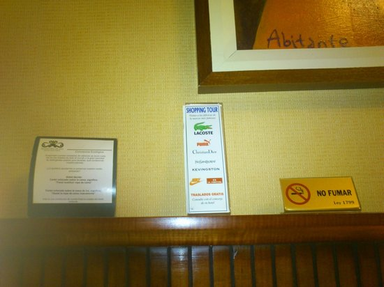 Hotel Boutique Reino Del Plata: Sugerencias del hotel