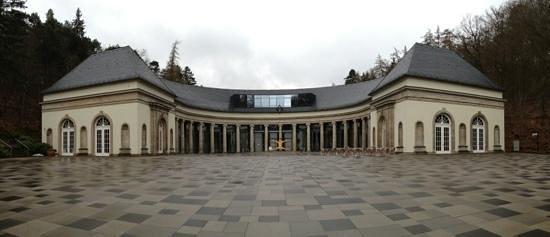 Bad Wildungen, Germania: Wandelhalle