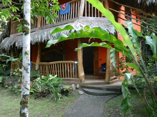Cariblue Beach & Jungle Resort: Entrance to our 'abode'