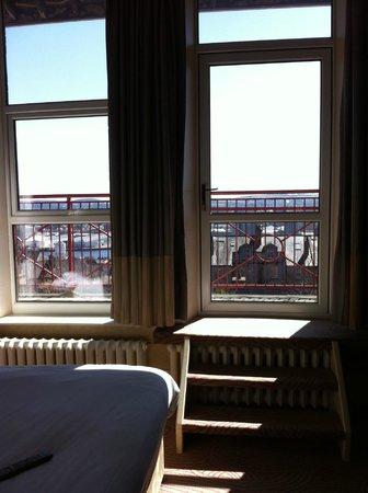 Ambassador Hotel & Health Club Cork: Room with a view!