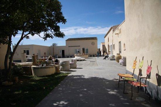 Hotel Borgo Pantano: Zona exterior