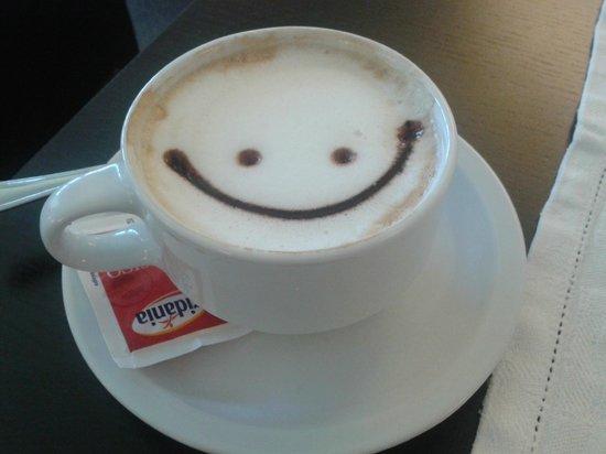 Hotel Borgo Pantano: Café