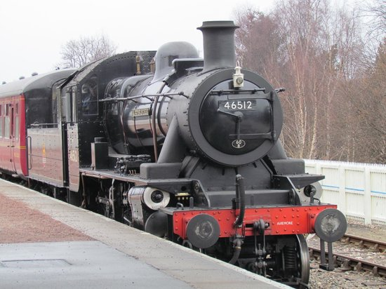 Strathspey Steam Railway 사진
