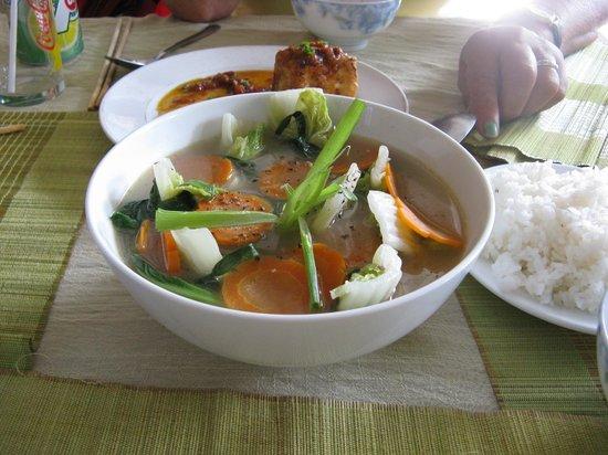 Solo : Soup