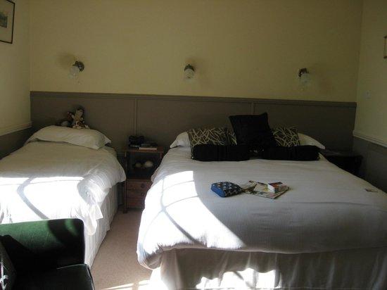 Measham House Farm: Beds