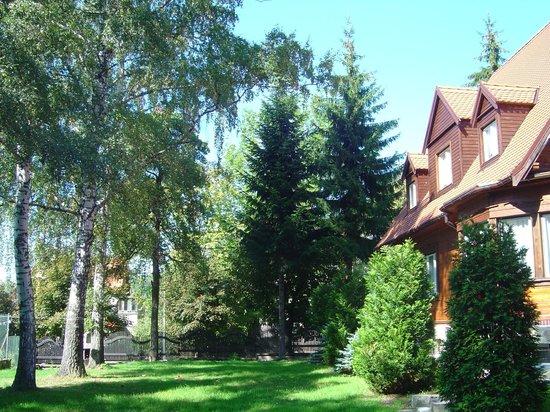 Zlota Palma - Guest Rooms: Garden