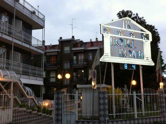 hotel milano roma: