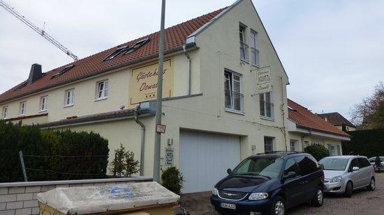Gaesthaus Oswald : Das Gästehaus