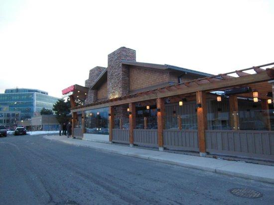 The Keg Steakhouse & Bar: Outside view