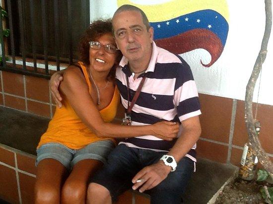 Posada Lagunita: Enrico