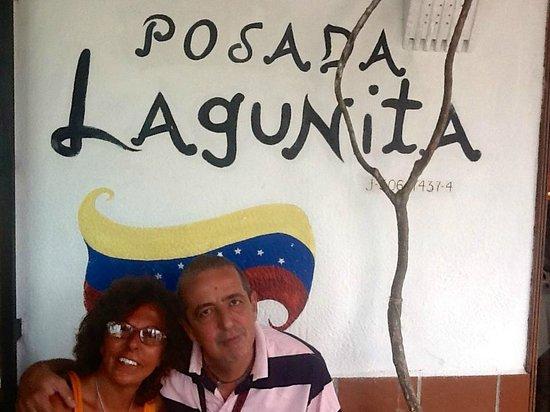 Posada Lagunita: esterno