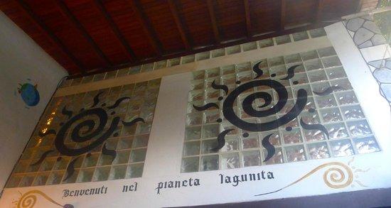 Posada Lagunita: il logo della Posada