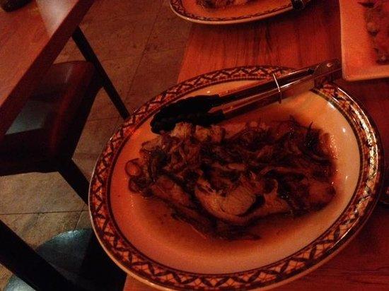 Ima Cuisine: Lebanese Lamb Shoulder