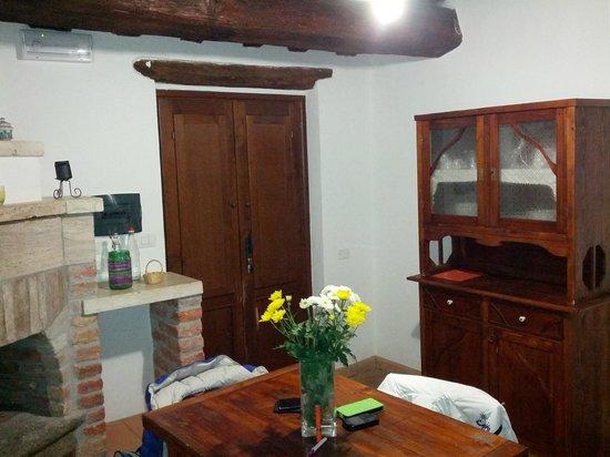 Borgo Fontanile: La nostra camera