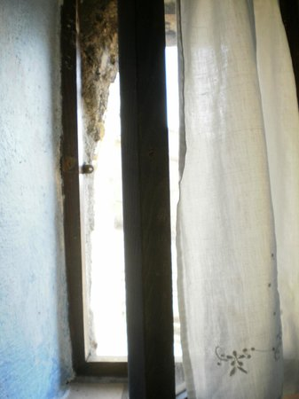La Tirallesca : Finestra senza chiusura