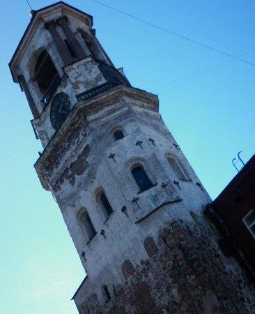 Clock Tower: Часовая башня. Ракурс.