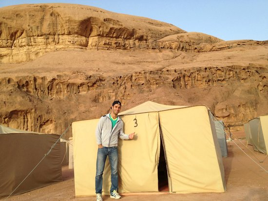The Caravans Camp: :)